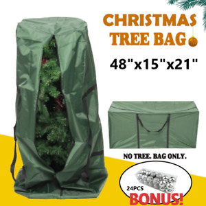 Christmas Tree Storage Bag Heavy Duty Organizer Xmas Luggage Package Cover NEW