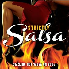 2 CD STRICTLY SALSA EL BESO HOMENAJAE AL SONERO MUNDO LOCO BUSCA UN AMOR ETC