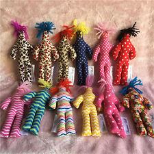 "NEW Random Pattern Color 6"" Dammit Doll Plush Toy 1PC"