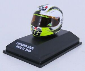 MINICHAMPS 397060046 - AGV Helmet Valentino Rossi MotoGP 2006 - 1/8