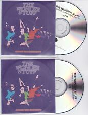 The Wonder Stuff - Cursed With Insincerity - Scarce UK 26 track promo CD set