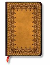 Paperblanks Embossed Mini, Old Leather, Lined