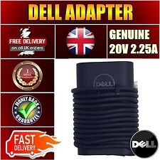 New Authentic Dell LA45NM150 Adapter Power Charger 45w 20v 2.25a USB-C 0HDCY5