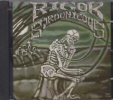 RIGOR SARDONICOUS - Principia Sardonica CD