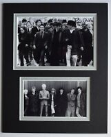 Phil Davis Signed Autograph 10x8 photo display Quadraphenia Film AFTAL & COA