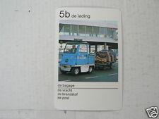 65-KLM AIRPLANE 5B DE BAGAGE DE LADING