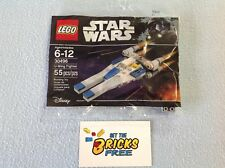 Lego Star Wars 30496 U-Wing Fighter Polybag New/Sealed/Retired/Hard to Find