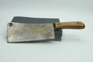 Vintage Meat Cleaver