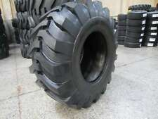 (1-Tire) 17.5L-24 12PR R4 Rear Backhoe Industrial Tractor Tires 17.5Lx24 175L24