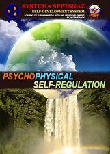 RUSSIAN SYSTEMA DVD – RUSSIAN SPETSNAZ TRAINING - Psychophysical Self-Regulation