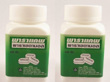 Para Cap Paracetamol 500 mg relief mild to moderate pain treat cold & fever