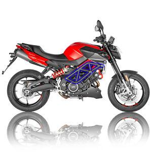 Aprilia Shiver 900/750 Dorsoduro 900/750 R-GAZA Street Crash Cage