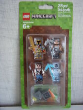 Lego Minecraft 853610 envelopper l'ensemble 2 - NEUF ET EMBALLAGE D'ORIGINE