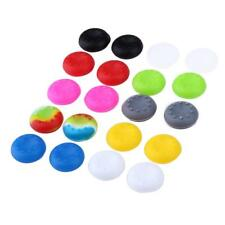 UN3F 20pcs Rubber Silicone Cap For PS4 PS3 PS2 XBOX 360 ONE