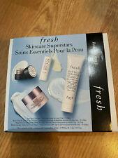 New in Box Sephora Beauty Insider Fresh Skincare Superstars Set