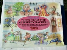 """* VINTAGE """"TOM SMITH""""TALES FROM THE NURSERY XMAS CRACKERS with WADE  MINITURES"""