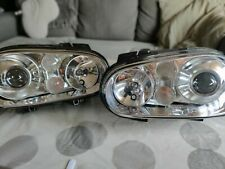 Faros BiXenon Golf 4 / Bixenon headlights for Volkswagen Golf Mk4 99 GTI R32