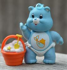 Poseable Care Bear BABY TUGS Toy Figure with Sand bucket Accessory Part COMPLETE