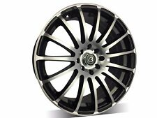 """One 17"""" New Racing Wheels suits MAZDA3,M6,CIVIC,COLLORA,WRX,LANCER AND 5 STUD"""
