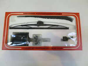New Original Classic Mini Rear wiper set NOS!! Complete with motor and fittings