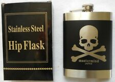 Mastermind Japan 8oz Stainless Steel Hip Flask