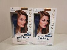 2 CLAIROL ROOT TOUCH-UP #6A LIGHT ASH BROWN 1 APPLICATION EA PERMANENT MM 20395
