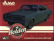 160 Years Celebrating Holden's Heritage. Genuine Licenced Product From A/Post