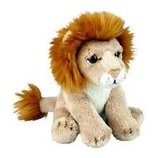 Ravensden Soft Toy Lion Plush 15cm Cuddly Realistic Teddy Stuffed Cute Gift Idea