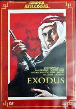 Exodus Paul Newman Dvd I Grandi Kolossal Master