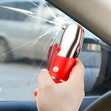 Car Bus Emergency Window Breaker Cutter Hammer Belt Escape LED First Aid Tools