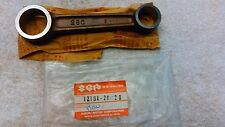 NEW GENUINE SUZUKI CONNECTING ROD, 12161-28C20, 89-92 RM250