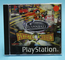 FANTASTIC JOURNEY PRO PINBALL PS1 ✈️AUSSIE SELLER✈️ (PLAYSTATION ONE) FAST POST