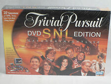 New Sealed Saturday Night Live SNL Trivial Pursuit Game - Tina Fey Chris Farley
