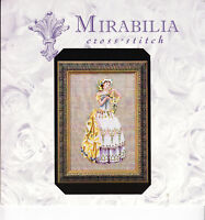 MD Mirabilia  Nora Corbett cross stitch pattern  Blossom Harvest MD 60