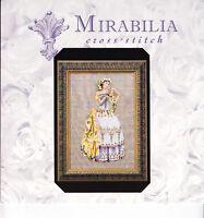 MD Mirabilia  Nora Corbett cross stitch pattern  Blossom Harvest MD 60