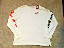 438df7d65b9 Men's Michael Jordan Gatorade Long sleeved Lightning Bolt Mike Tee T-Shirt  3XL
