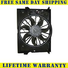 Radiator Condenser Fan For Mercedes-Benz Fits E350 3.5l V6 MB3115116