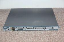Router de servicios Cisco 2801 V01 Integrated