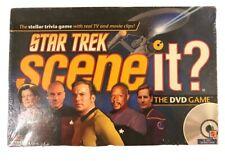 New STAR TREK Scene It? Board Game
