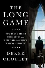 THE LONG GAME - CHOLLET, DEREK - NEW HARDCOVER BOOK