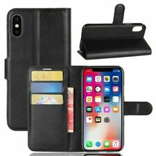 *IRISHSTOCK*Leather Wallet Case Cover For iPhone X XS fast delivery