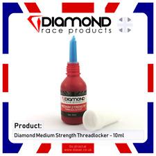 More details for diamond medium strength 242 threadlocker - 10ml bottle - next day delivery
