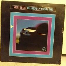 "OSCAR PETERSON TRIO ""Night Train"" LP Vinyle"