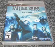 Falling Skies: The Game for Playstation 3 PS3 Brand New! Fast Shipping!