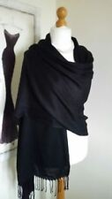 Pañuelos de mujer de viscosa color principal negro