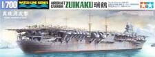 ZUIKAKU AIRCRAFT CARRIER TAMIYA (WATERLINE) 1/700 PLASTIC KIT