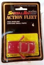 Special Edition Action Fleet 1957 Chevrolet Corvette Red w/White Stripes