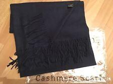 """ECHARPE 30 % cachemire laine """"Noir* 180*70 cm accessoire mode femme"""