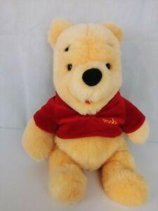 "1997 Winnie the Pooh Plush Stuffed Animal Mattel Disney 15"""