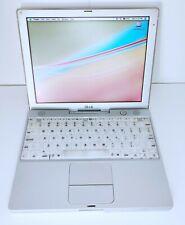 """Apple iBook M6497 12.1"""" Laptop - (May, 2001)"""